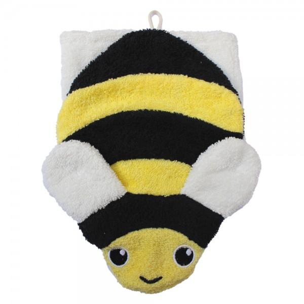 Bio Waschlappen Biene
