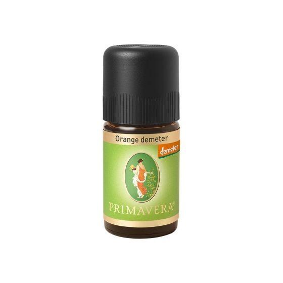 Orange demeter ätherisches Öl Primavera