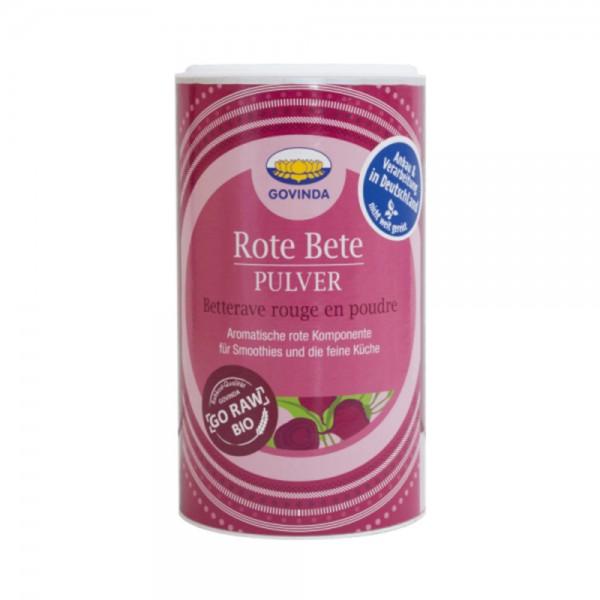 Rote Bete Pulver