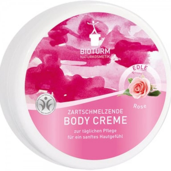 Body Creme Rose Nr. 62 Bioturm