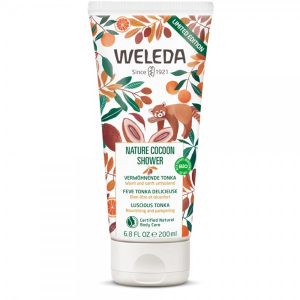 Nature Cocoon Shower – Limited Edition Weleda