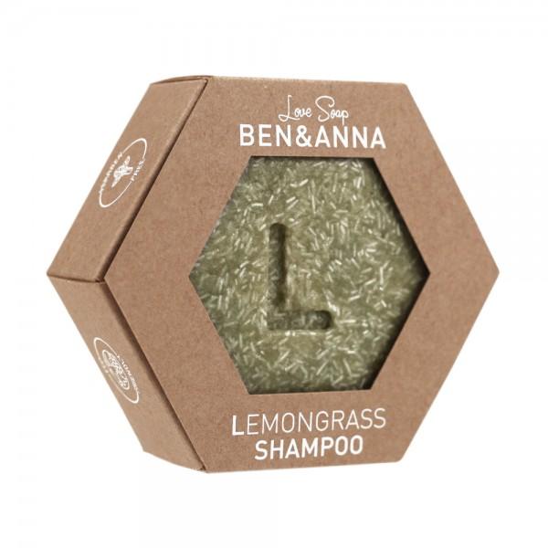 Festes Shampoo - Lemongrass