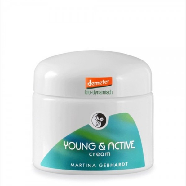 Young & Active Cream Martina Gebhardt
