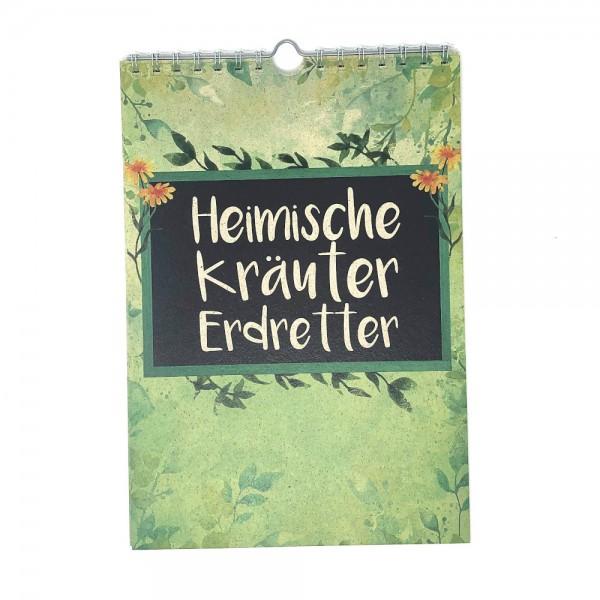 Saisonkalender Heimische Kräuter