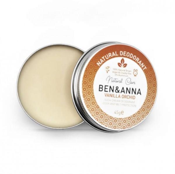 Ben & Anna Deocreme - Vanilla Orchid