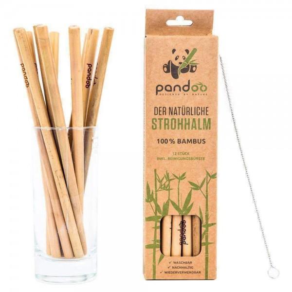 Bambus Strohhalm