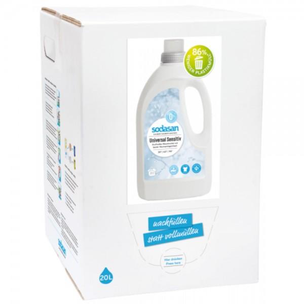 Universalwaschmittel Sensitiv