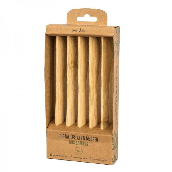 Messer aus 100 % natürlichem Bambus