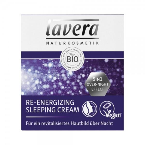 Re-Energizing Sleeping Cream Lavera