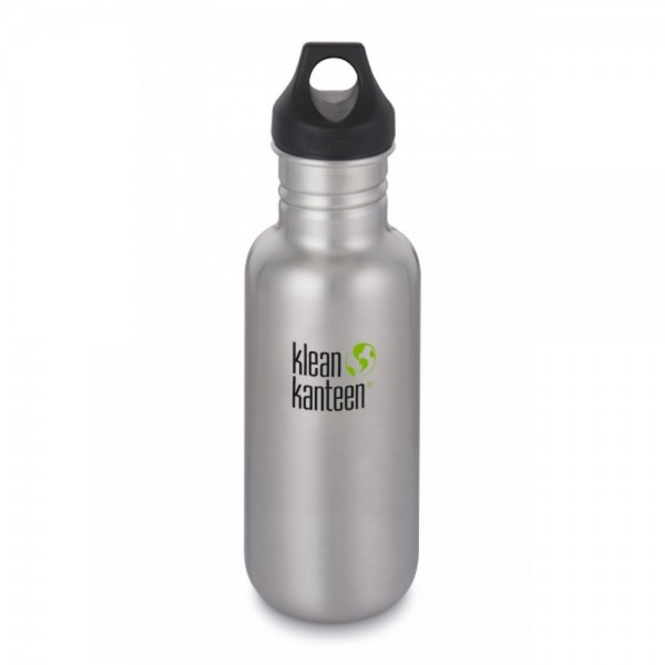 Klean Kanteen Classic 532 ml mit Loop Cap - Trinkflasche