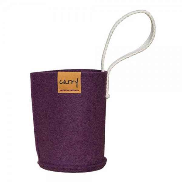 Carrybottle Sleeve 0,4 - mauve