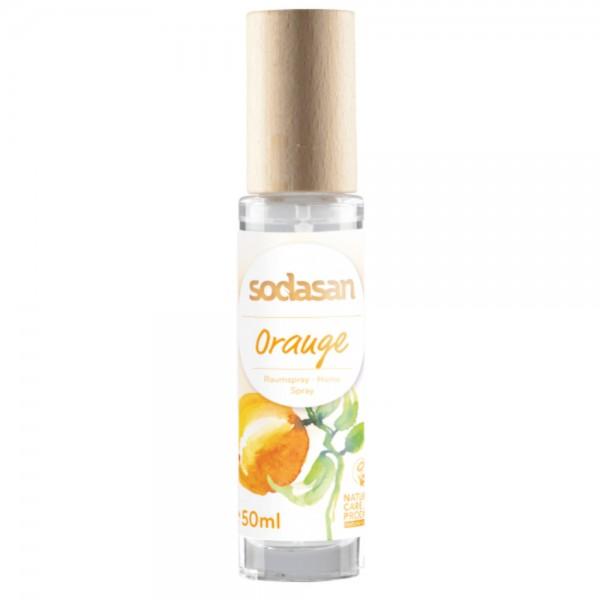 Raumspray Fresh Orange Sodasan