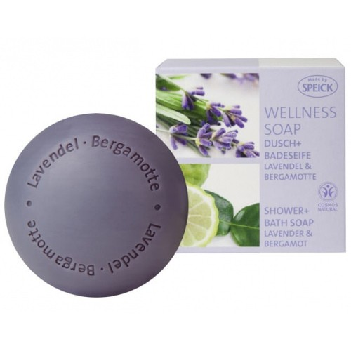 Wellness Soap Lavendel & Bergamotte