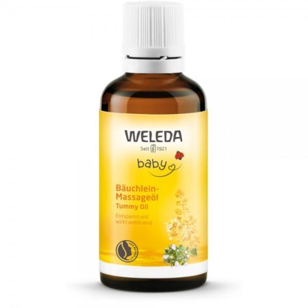 Bäuchlein-Massageöl Weleda