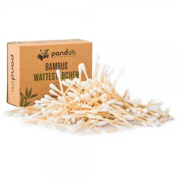 Bambus Wattestäbchen Pandoo