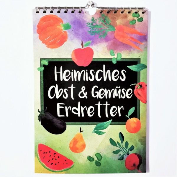 Saisonkalender Obst- und Gemüse
