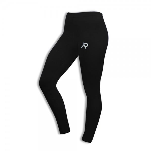 Re-Athlete Total Black Leggings