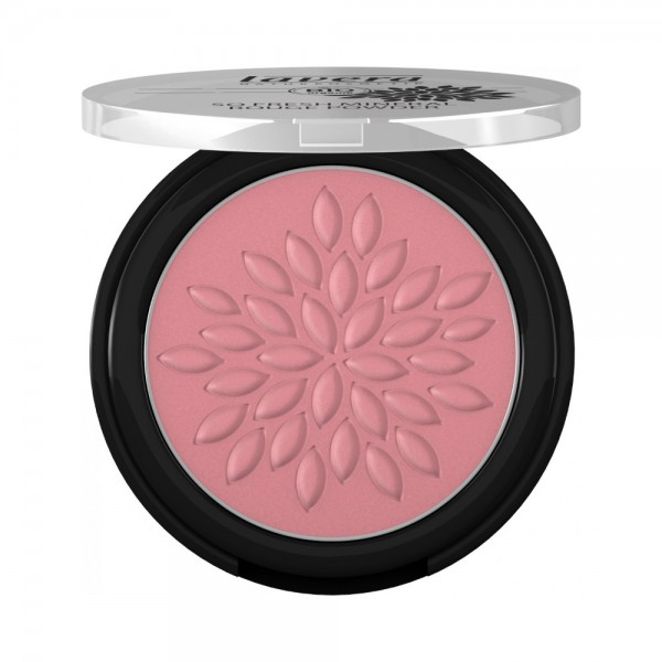 Mineral Rouge Powder -Plum Blossom 02-Lavera
