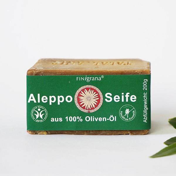 Aleppo Seife