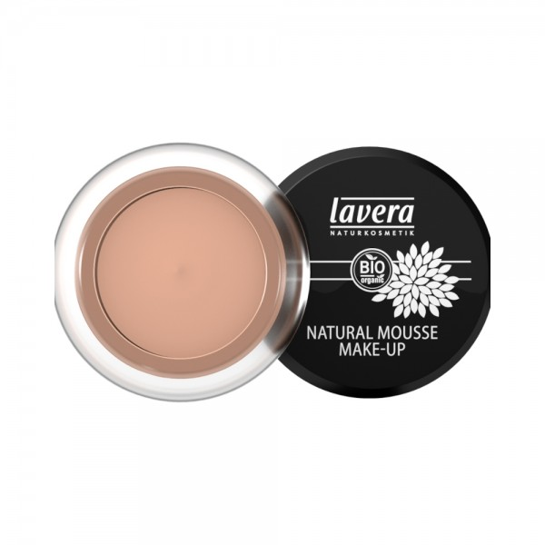 Natural Mousse Make up -Almond 05-Lavera