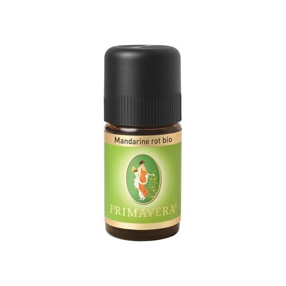 Mandarine rot bio ätherisches Öl Primavera