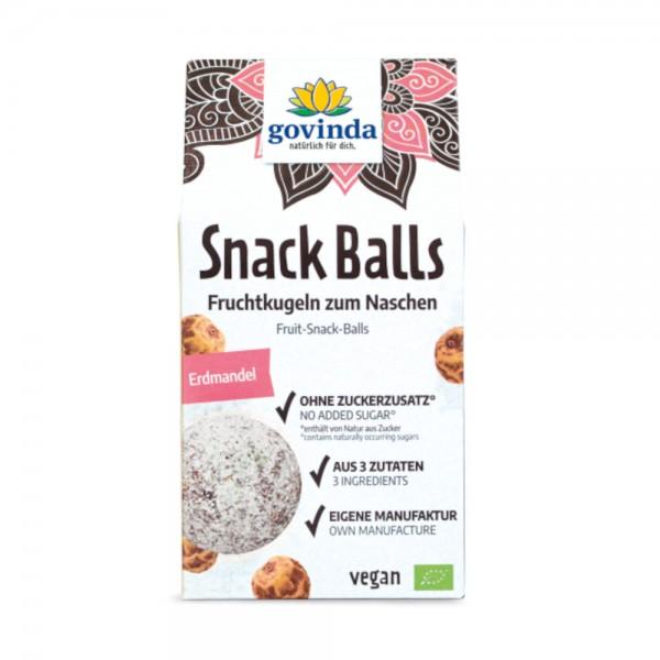 Snack Balls Erdmandel
