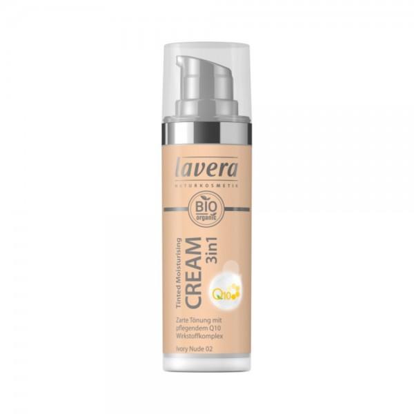 Tinted Moisturising Cream 3in1 Q10 -Ivory Nude 02-Lavera