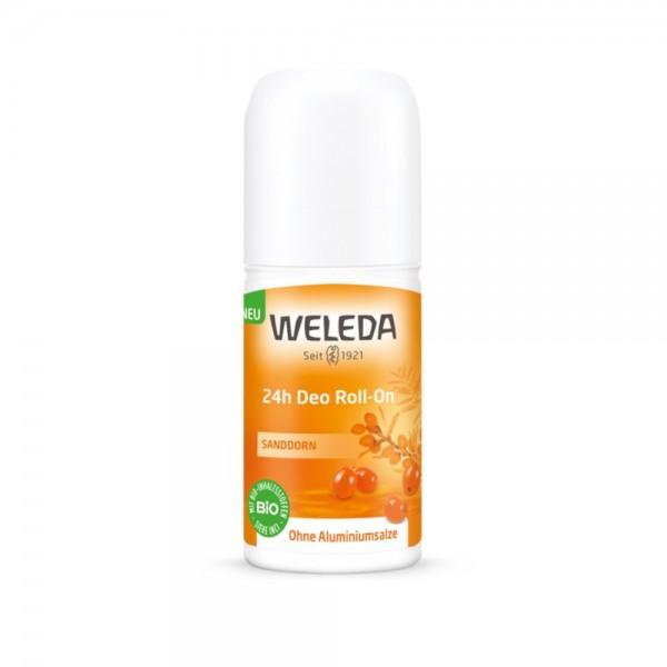 Sanddorn 24h Deo Roll-on Weleda