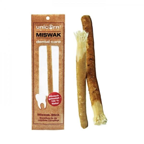 Miswak-Stick - Wurzelholz für natürliche Zahnpflege
