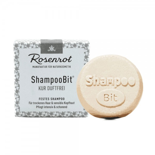 Rosenrot ShampooBit trockenes Haar - Kur