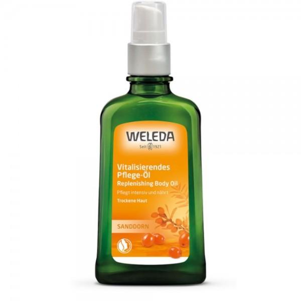 Sanddorn Vitalisierendes Pflege-Öl Weleda