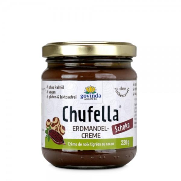 Chufella® Erdmandel-Schoko-Creme