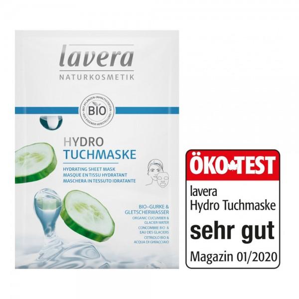 Hydro Tuchmaske Lavera