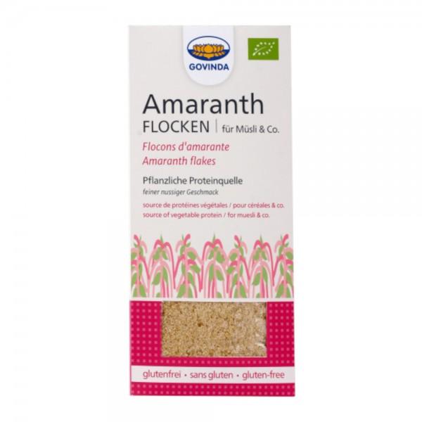 Amaranth Flocken