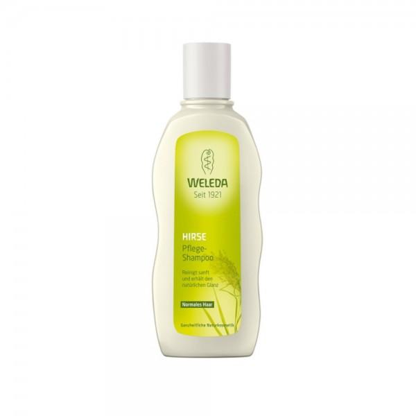 Hirse Pflege-Shampoo Weleda