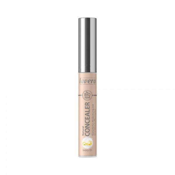 Natural Concealer Q10 -Ivory 01-Lavera