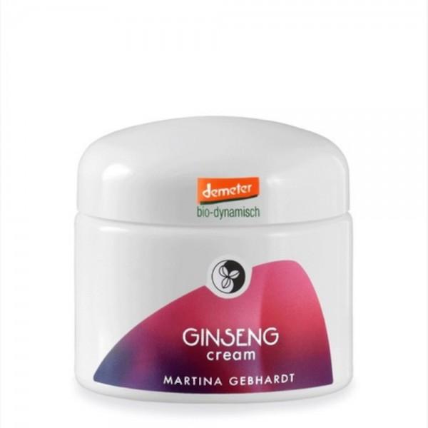 Ginseng Cream Martina Gebhardt