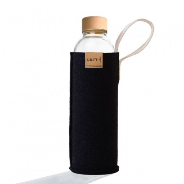 Carrybottle Sleeve - black