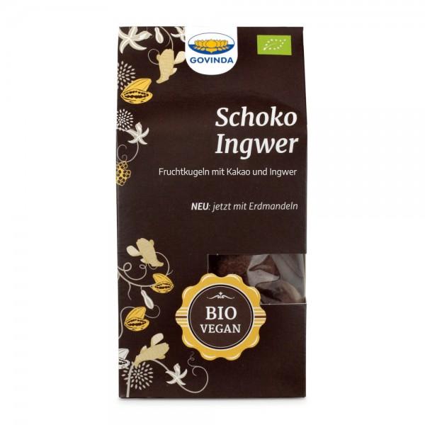 Schoko Ingwer Kugeln