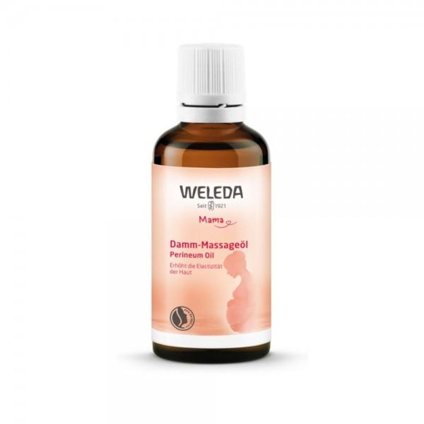 Damm-Massageöl Weleda