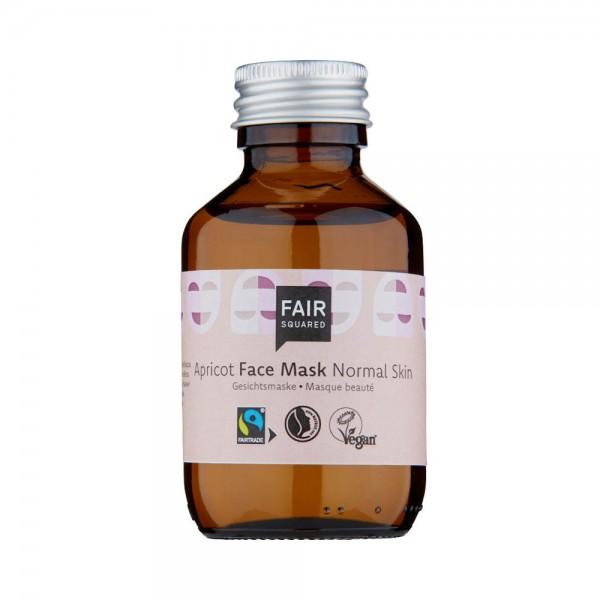 Gesichtsmasken-Fluid normale Haut - Aprikose