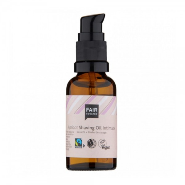 After Shave Oil Intimate - Apricot