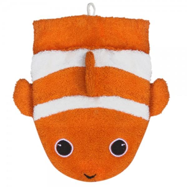 Bio Waschlappen Clownfish