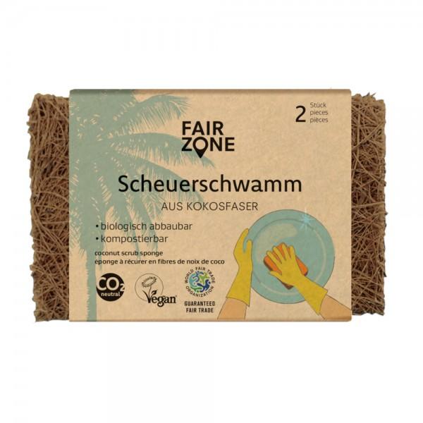 Scheuerschwamm Kokosfaser