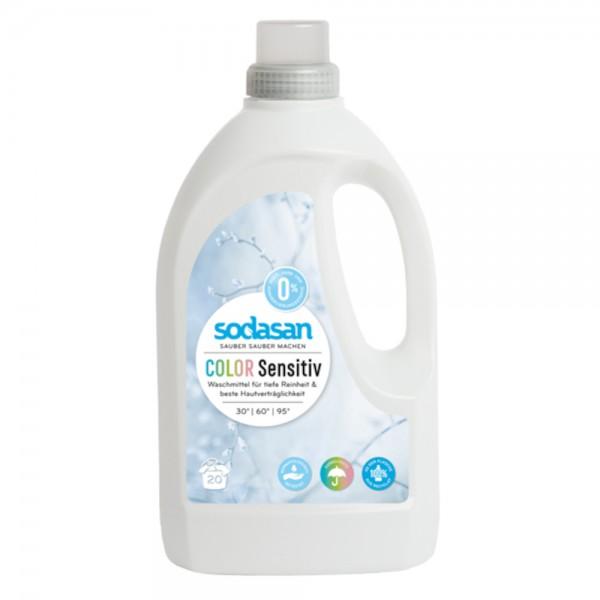 Color Flüssigwaschmittel Sensitiv Sodasan