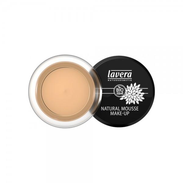 Natural Mousse Make up -Honey 03-Lavera