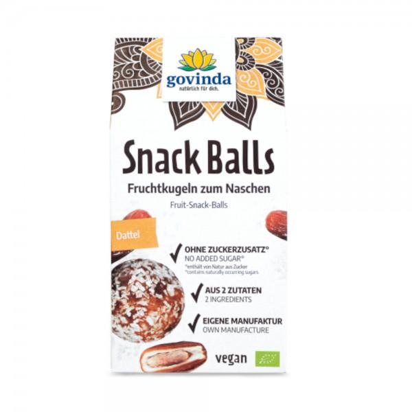 Snack Balls Dattel