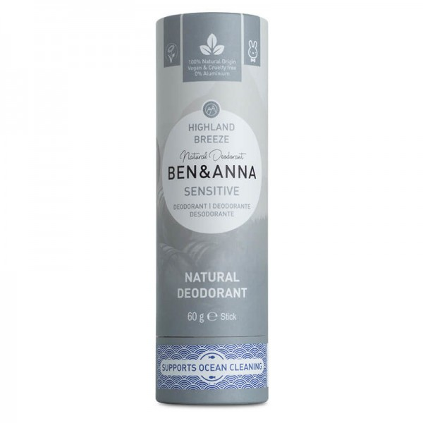 Ben & Anna Sensitive Deostick - Highland Breeze