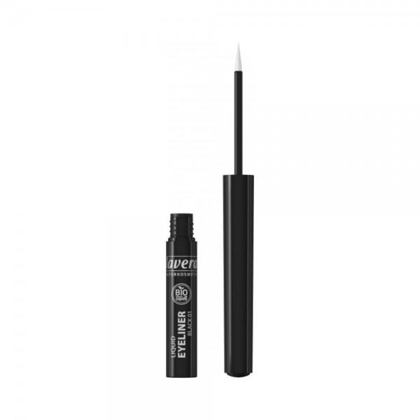 Liquid Eyeliner -Black 01-Lavera