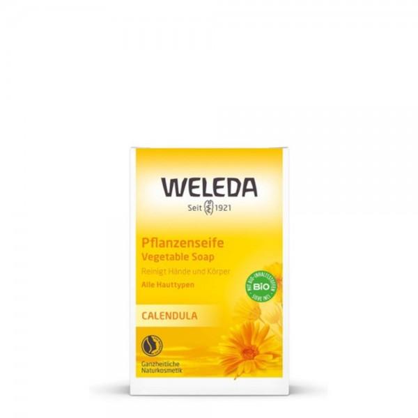 Calendula Pflanzenseife Weleda